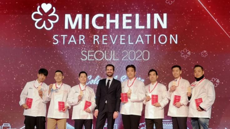 Mosu 及 L'Impression 首次晉升米其林二星行列,成為首爾七間米其林二星餐廳的一員。