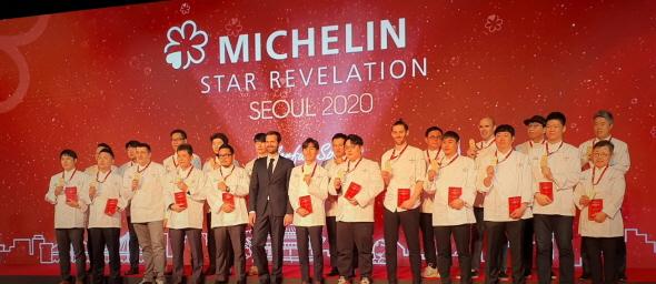 1 Star Chef_ 미쉐린 가이드 서울 2020