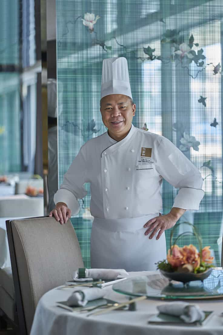 Chef Lau Yiu Fai of two-MICHELIN-starred Yan Toh Heen is among the gala's star-studded chefs line-up.