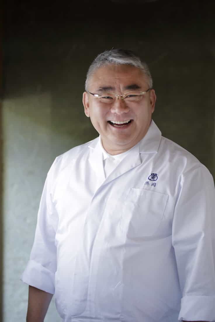 The gala dinner will also feature Kunio Tokuoka, the culinary master at Kyoto's three-MICHELIN-starred Kitcho Arashiyama Honten.