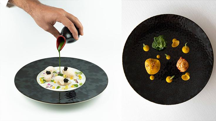 Culinary masterpieces at Chef's Table. Photo source: Chef's Table's Facebook page.