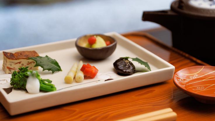東京的「醍醐」提供精進料理(圖片來源:醍醐)
