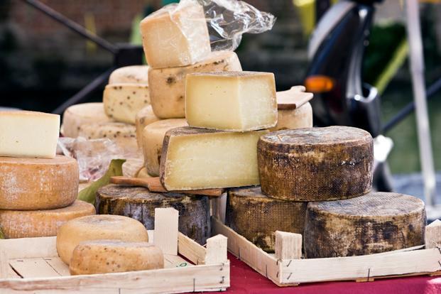 La diversité des fromages italiens est trop méconnue ! © C.Arnese / iStock