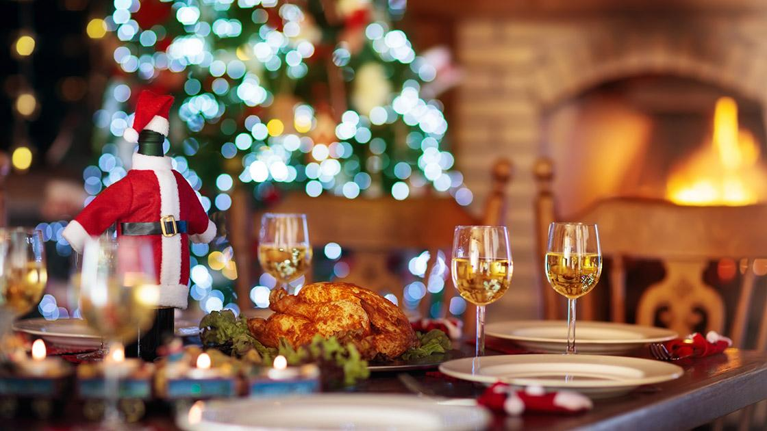 Where To Eat On Christmas Eve In Washington D C