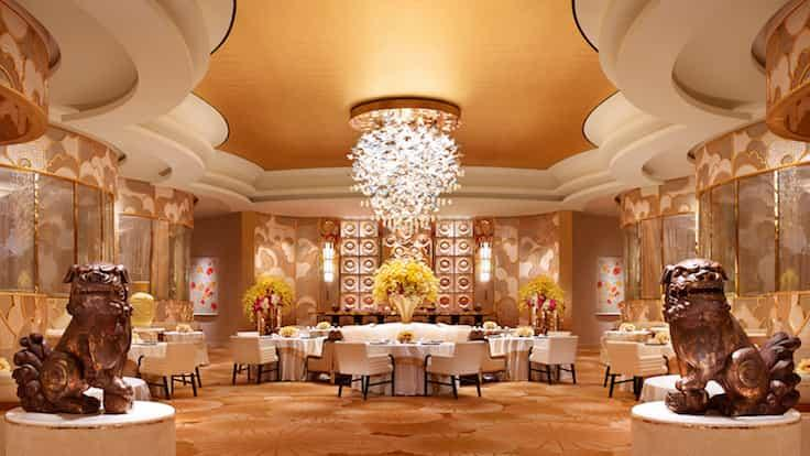 Making its first entry onto the selection this year with two stars is Sichuan Moon in Macau's Wynn Palace. (Pic: Wynn Palace)