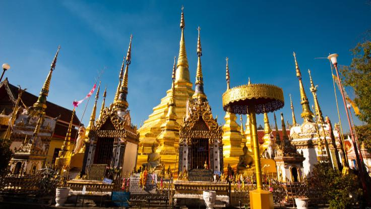 Wat Phra Borommathat