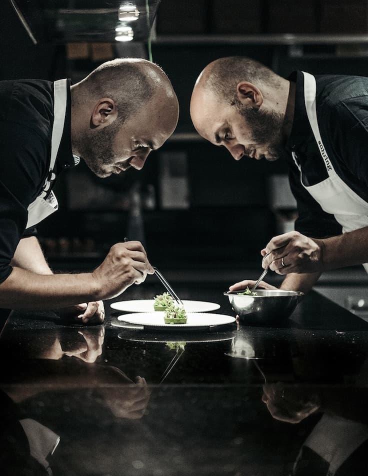 Restaurant Sühring 的蛋酒食譜,源自德國孖生兄弟大廚 Thomas 與 Mathias Sühring 的祖母。(圖片來源:香港文華東方酒店)