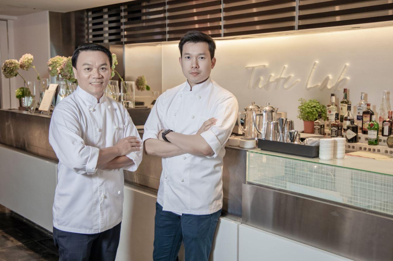 泰國大廚 Ian Kittichai 與大弟子 Jessada Khruapunt 來台客座,推出特別菜單(照片:晶華酒店提供)