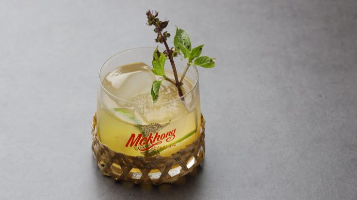 MEKHONG THAI SABAI The Signature Drink of Thailand.