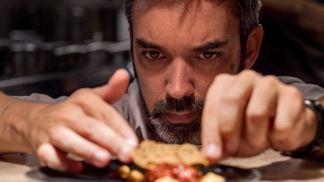 Henrique Sa Pessoa of two-MICHELIN-starred Alma in Lisbon (Pic: Alma)