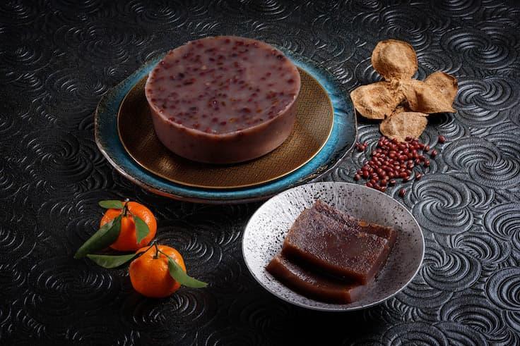 香宮的「30 年陳皮紅豆年糕」(圖片來源:香宮)