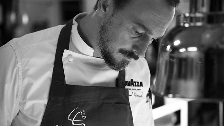 Lionel Giraud, chef de la Table Saint-Crescent, à Narbonne ©La Table Saint-Crescent