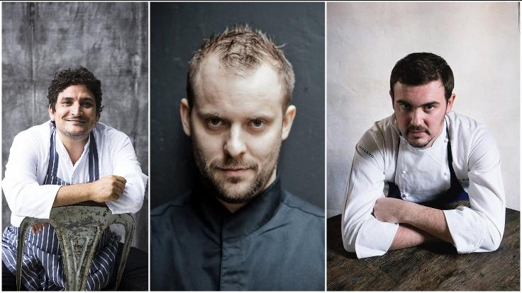 Mauro Colagreco, David Toutain and Bertrand Grebaut are some of the chefs recognised in the MICHELIN Guide France 2020 for their bid to promote sustainable gastronomy.