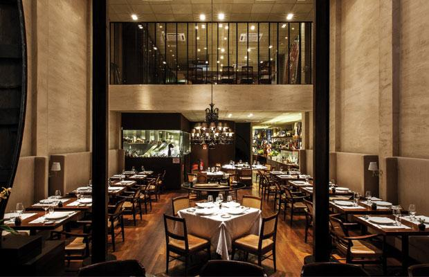 The interiors of two-MICHELIN-starred D.O.M. in Brazil.