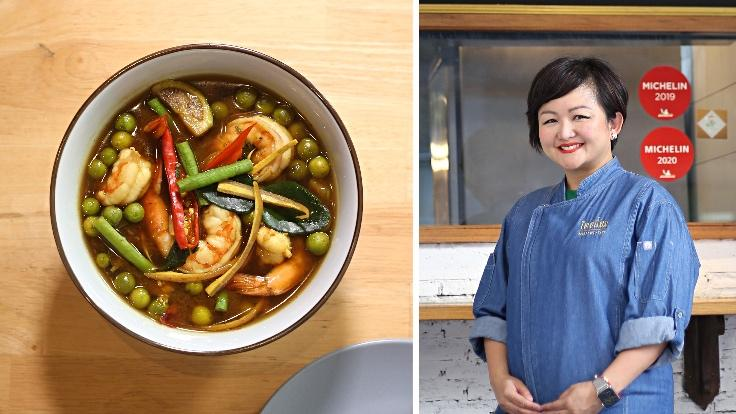 Hot and spicy Kaeng Pa, recommended by Thai Niyom chef Kasama Laopanich. (Photo: Thai Niyom)