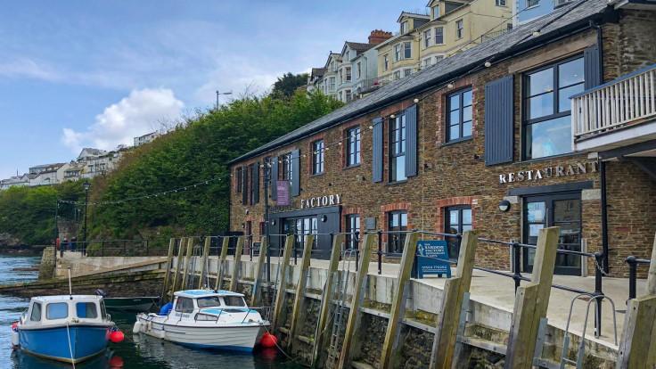 Sardine Factory, Looe
