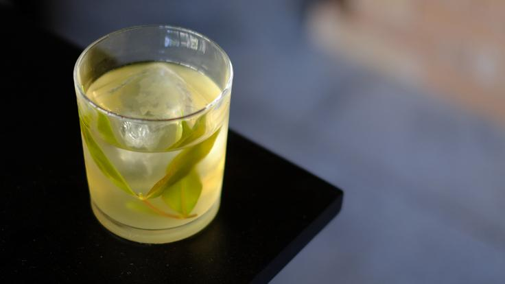 Fon, a low ABV cocktail on 80/20's menu (Photo: Foodie Collection)