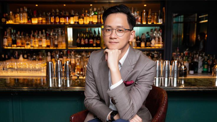 "Supawit ""Palm"" Muttarattana, Bar Manager for 80/20, La Dotta, and il Fumo (Photo: Foodie Collection)"