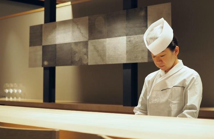 Nishitemma Nakamura's Akemi Nakamura apprenticed for 22 years before opening her own kaiseki restaurant. (Photo: Nishitemma Nakamura)