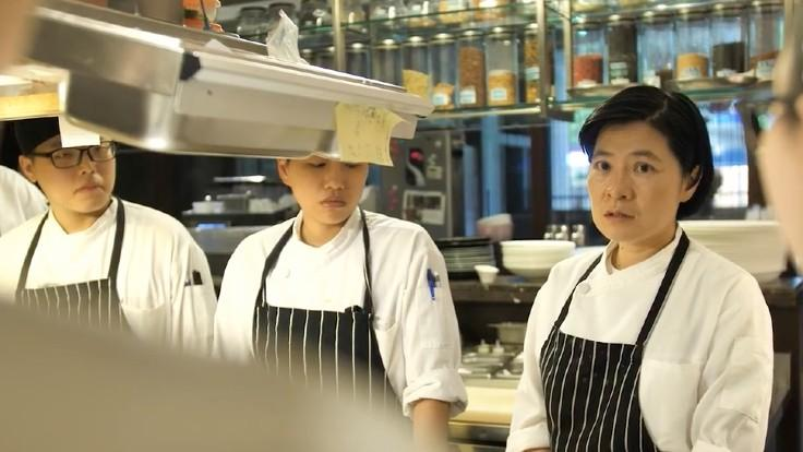 Wu Hsiao-Fang of Danny's Steakhouse started her culinary career as a part-time waitress who couldn't stay out of the kitchen. (Photo: MICHELIN Guide Taipei)