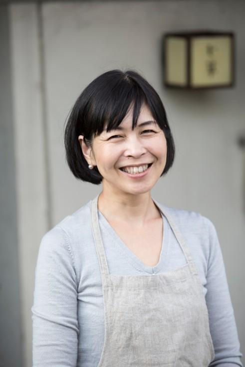 Rika Maezawa of Nanakusa Michelin Guide Tokyo.jpg