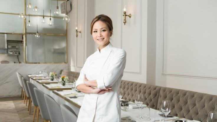 Vicky Lau opened Tate in Hong Kong's Sheung Wan neighbourhood in 2012. It been kept its star in the MICHELIN Guide Hong Kong Macau guidebook for the past eight years. (Photo: Tate)