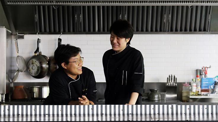 Two up-and-coming female chefs worth watching in Thailand's food scene.