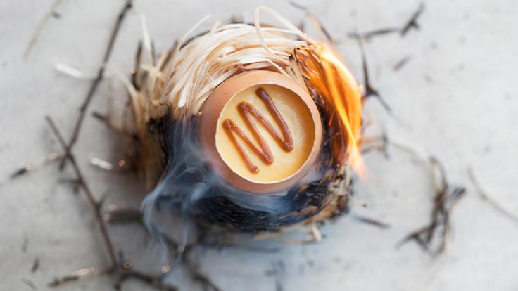 Œuf-maïs-cumin ©Thaï Toutain