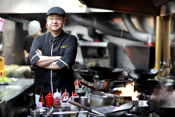 Eric Chen, the third-generation owner and chef of Golden Formosa Restaurant wants the family's story to be known. (Photo: Golden Formosa)