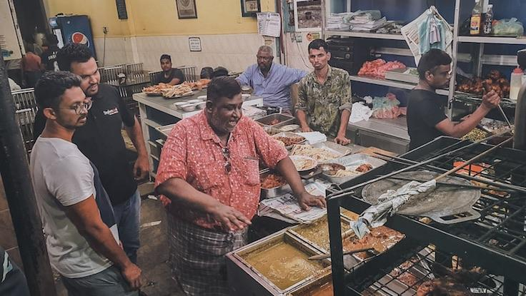 The chef visited Colombo in February with a group of friends and saw the country's cuisine with fresh eyes (Photo: Rishi Naleendra)