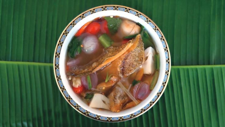 The food at Methavalai Sorndaeng has kept loyal customers coming back for over 60 years.
