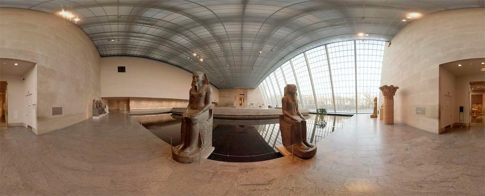 The Met's 360 Project courtesy of The Metropolitan Museum of Art
