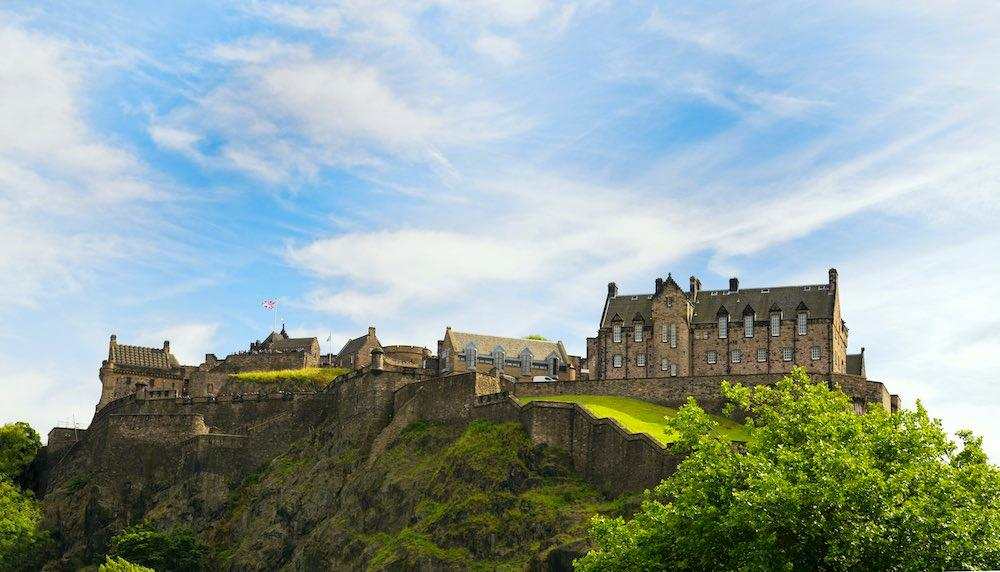 Edinburgh Castle © Pinkcandy/age fotostock