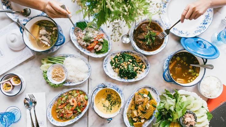Southern Thai delectables from a local favourite hub. (©: Tu Kab Khao)