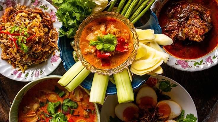 Family's secret recipes of Supanniga Eating Room (©: Supanniga Eating Room)