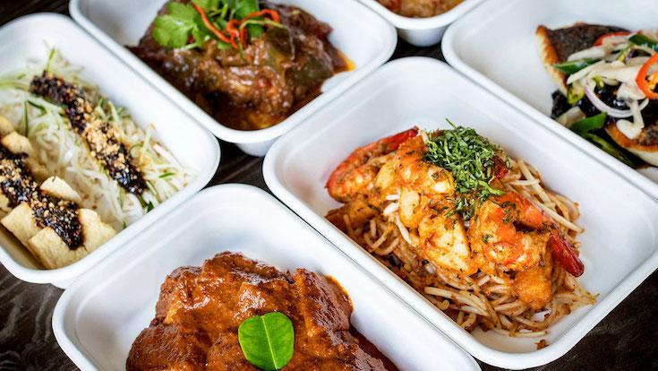 A Petit Feast for takeaway and delivery (Photo: Violet Oon Singapore)