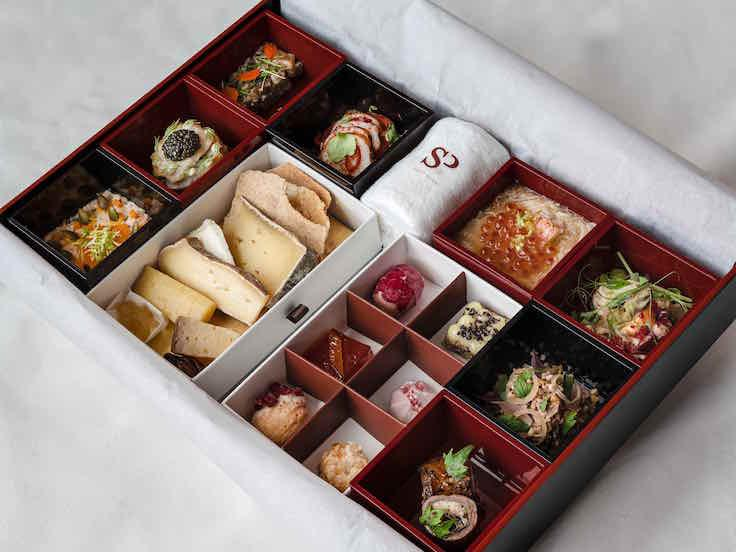 Virtual Saint Pierre Bento Box (Photo: Saint Pierre)