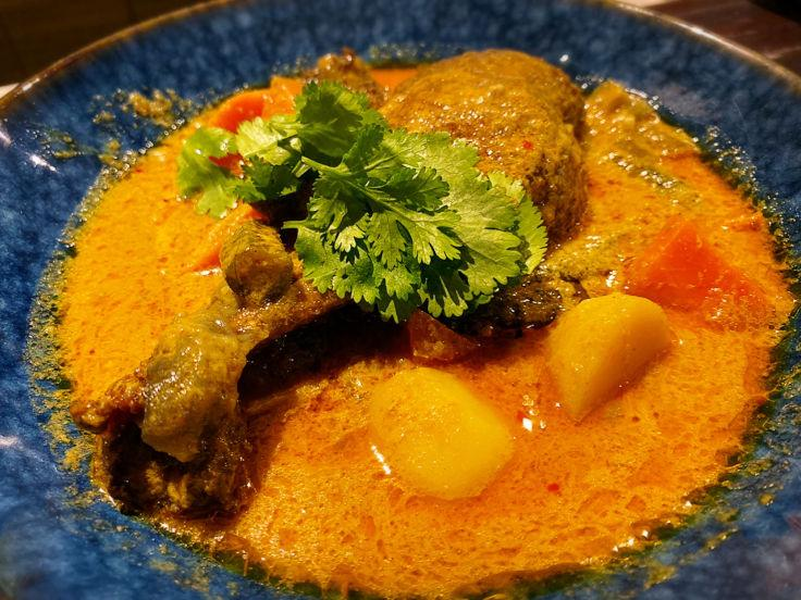 Golden Formosa's Nanyang Curry (Photo: Golden Formosa)