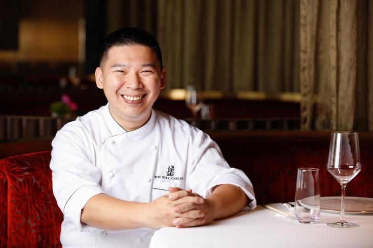 Huang Yingjie of MICHELIN-starred Jin Xuan in Shanghai(Photo: Daniel Huang)