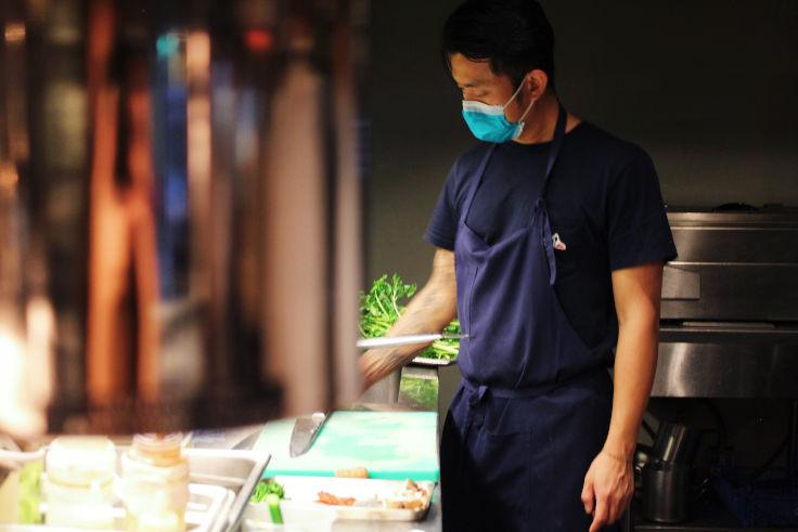 A perennial favourite for Longtail's chef Lam is watercress and pork rib soup (Photo: Lam Ming Kin)