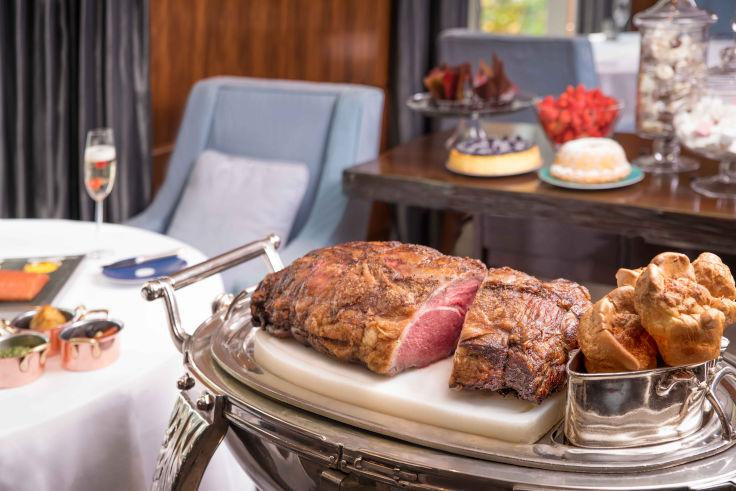 Mandarin Oriental, Hong Kong now offers a delivery menu featuring their signature roast dishes (Photo: Mandarin Oriental, Hong Kong)