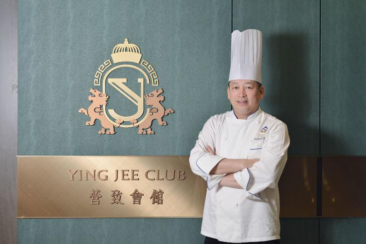 For Siu Hin Chi of Ying Jee Club, good quality ingredients can elevate simple dishes to another level (Photo: Ying Jee Club)
