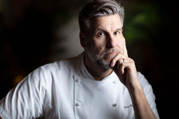 珀翠大廚 Uwe Opocensky 其中一道最喜歡的家庭食譜,便是今天他示範的「意大利燉飯」