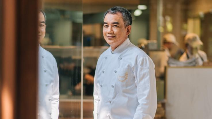 The chef who many hold as a master of Thai cuisine. (© Anuwat Senivansa Na Ayudhya / MICHELIN Guide Thailand)