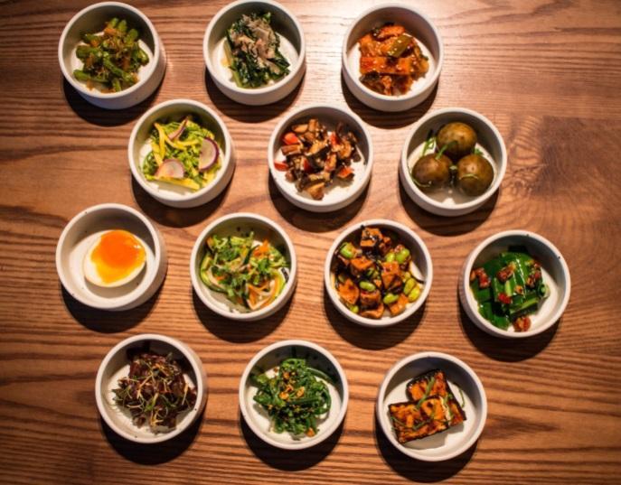 Longtail 的便當配菜,依然帶著大廚林明健與餐廳的個人風格。(圖片:Longtail 提供)