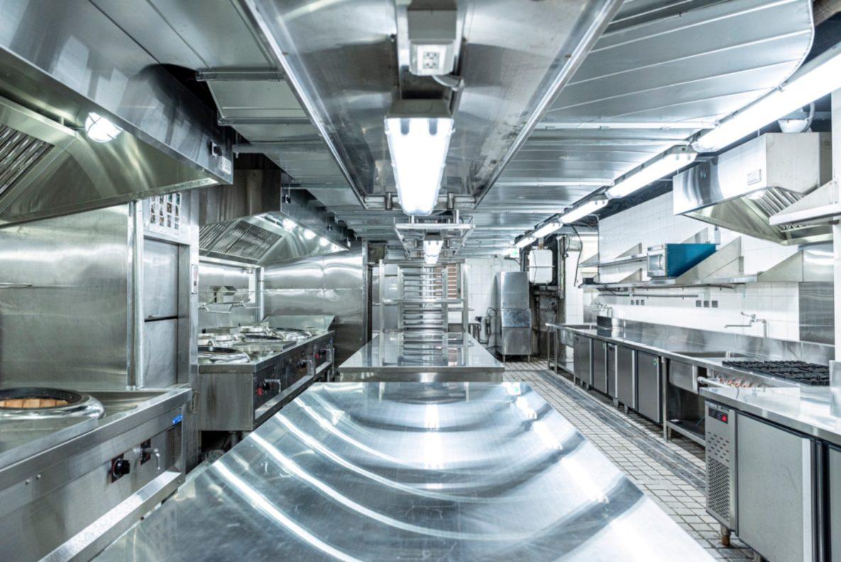 大三元花最多心力在整修廚房,除了空間加大、管線也全部重拉,烹調設備也全翻新。