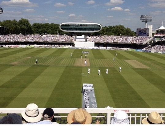 Lord's Cricket Ground in London