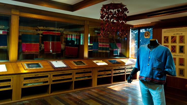 Jipathapun Ban Khu Bua Museum
