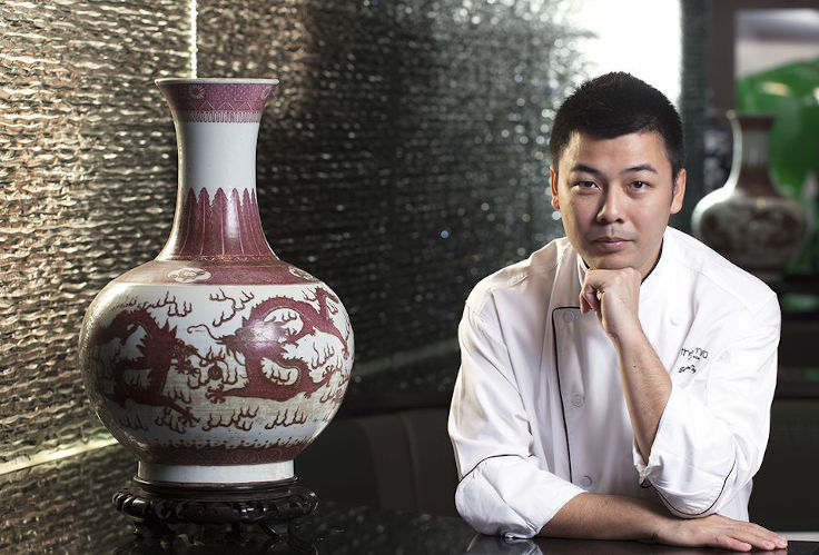 Cuisine Cuisine's chef de cuisine Edwin Tang (Photo: The Mira Hong Kong Facebook page)