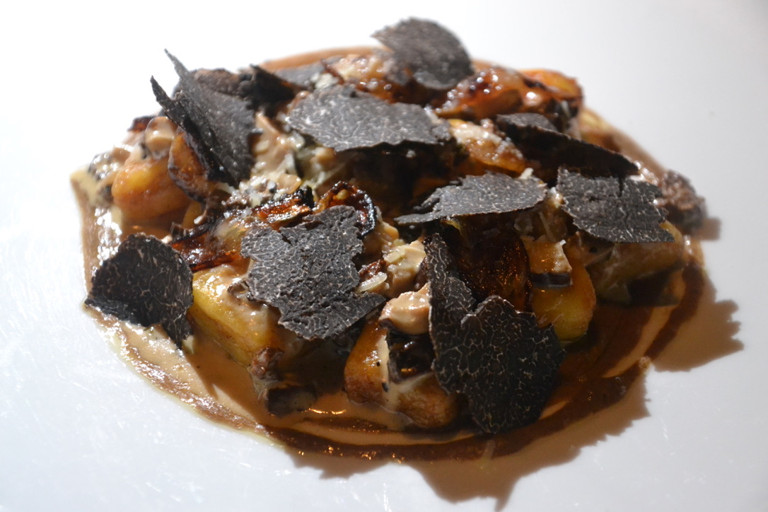 gnocchi with truffles at Arcane .jpg